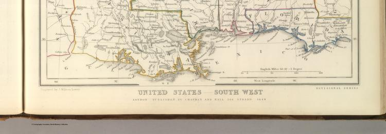 South West London Map.Sharpe S Corresponding Maps United States South West London